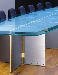Frosted Glass Conference Table Large Glass Top Conference Tables Custom Glass Conference Tables