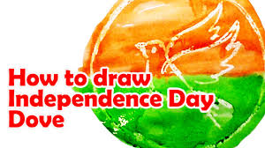 15th august 2017 independence day step by step kids drawing