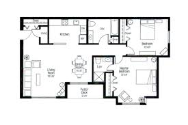 Bedroom Floorplan by 1 Bedroom U0026 2 Bedroom Albany Area Apartments See Apt Floor