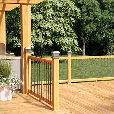 deck fortress fence porch balusters metal deck balusters