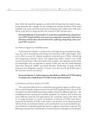 Comparative Essay Example 1 A Vision For Integrated Computational Materials Engineering