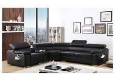 Leather Corner Sofa EBay - Corner leather sofas
