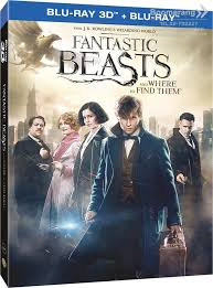 film blu thailand fantastic beasts where to find them 3d 2d blu ray lenticular