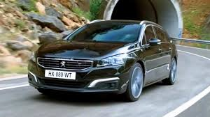 peugeot executive car video 2015 peugeot 508 sw gt facelift hd youtube