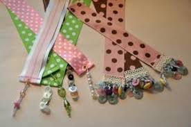 ribbon bookmarks all things crafty ribbon bookmarks all things heart and home
