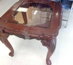 glass for tables near me glass end table cbat info