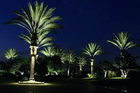led landscape tree lights landscape tree rings size outdoor led palm tree lighting fixtures
