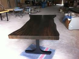 Acacia Wood Dining Room Furniture by Live Edge Dining Table Reclaimed Solid Slab Acacia Wood Rare
