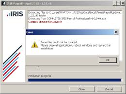 error 1327 invalid drive while installing or updating 11829 common installation update problems