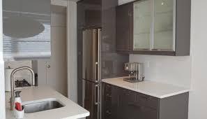 Grey Kitchen Walls With Oak Cabinets Dark Gray Kitchen Kitchen Cabinets Remodeling Net