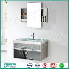 Wall Mounted Mirror Cabinet Wanghua Bonnytm Wall Mounted Sliding Bathroom Mirror Cabinet