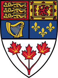 canada u2014 coat of arms 7 shield u2014 the shield is divided int u2026 flickr