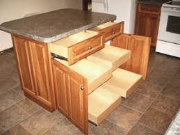 Hickory Kitchen Island Custom Kitchens