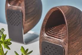 Speaker Designs Grovemade And Joey Roth Wood Speakers Design Milk