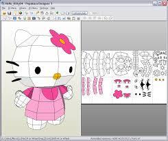 kitty design paperbotz