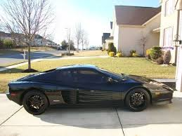 1989 testarossa for sale buy 1989 stealth testarossa coupe serviced black black