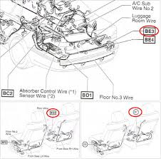 lexus rx330 wiring diagram with example pictures 47750 linkinx com