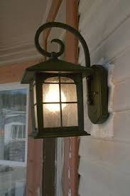 front porch light lowe u0027s 44 06 we used this same light
