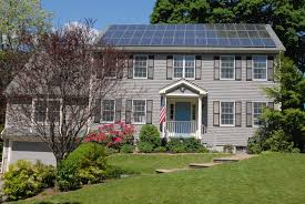 solar panels on house roof playuna