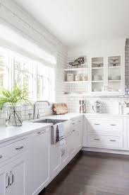 Antique White Kitchen Ideas Kitchens With Dark Cabinets And White Countertops Counters Wood