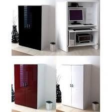 bureau armoire informatique bureau armoire informatique meuble rangement bureau pas cher eyebuy