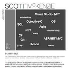Developer Resume Template Enjoyable Design Ideas Ios Developer Resume 13 Ios Developer