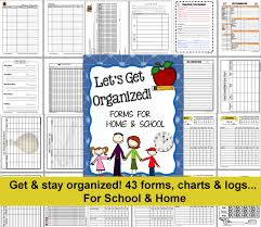 chsh teach homeschool family record keeping forms