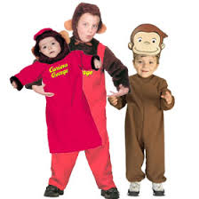 Curious George Halloween Costumes Curious George Costumes Animated Movie Costumes Brandsonsale