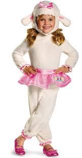 doc mcstuffins costume girl s doc mcstuffins lambie costume kids costumes
