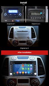 oem android 7 1 radio gps navigation system for 2001 2011 hyundai