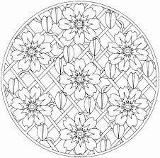 simple mandalas az coloring pages free mandala coloring pages
