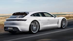porsche sports car 2016 porsche panamera sport turismo rendering