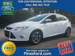 2013 ford focus titanium hatchback for sale used ford focus for sale with photos carfax