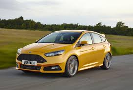 ford focus st specs 0 60 ford