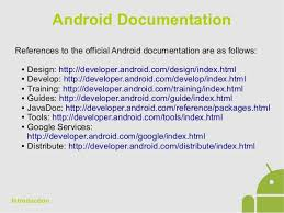 developer android sdk index html android app development 01 introduction
