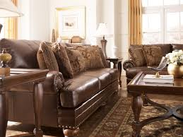 Durablend Leather Sofa Living Room Antique Furniture For Living Rooms Sofa Carpet Tea