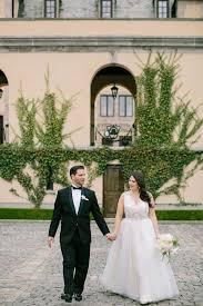 romantic vintage wedding at oheka castle in huntington new york