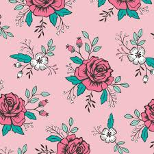 Flower Fabric Design 866 Best Fabric Images On Pinterest Custom Fabric Spoonflower