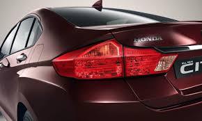 2014 honda city compact sedan unveiled photos 1 of 4