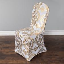 damask chair covers metallic gold spandex chair cover metallic gold spandex chair