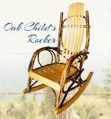 Rocking Horse High Chair Rockers U0026 Highchairs Archives Amish Oak Furniture U0026 Mattress Store