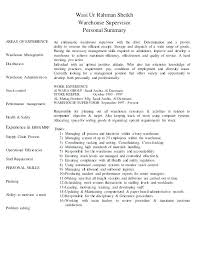 warehouse worker resume warehouse associate resume foodcity me
