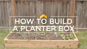 Monogram Planter How To Build A Planter Box Peeinn Com