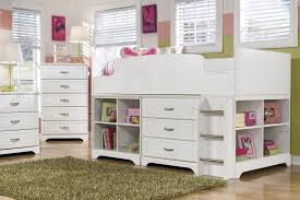 Ashley Furniture Bunk Beds With Desk Bunk Bed Signature Design By Ashley Furniture Lulu Twintwin Bunk
