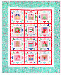 cozy christmas tree block lori holt u2022 stitches quilting