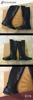 ugg australia danae leather chocolate gucci black patent leather horsebit loafers 37 black patent