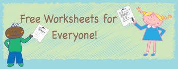 worksheets worksheets free printable worksheets for teachers