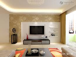 Living Room Cupboard Furniture Design Tv Units Design In Living Alluring Living Room Tv Cabinet Designs