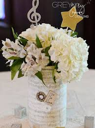 simple baby shower baby shower centerpieces