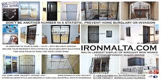 home window security bars security solutions iron doors gates windows malta how to